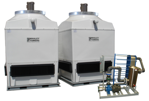 Separate Skid Cooling Towers