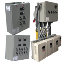 Chillers - Process Control Panels