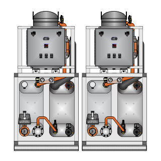 Water Cooled Chillers - Modular