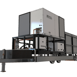 Trailer-mounted Chillers