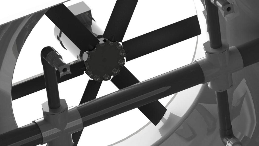 Water Tower Fan