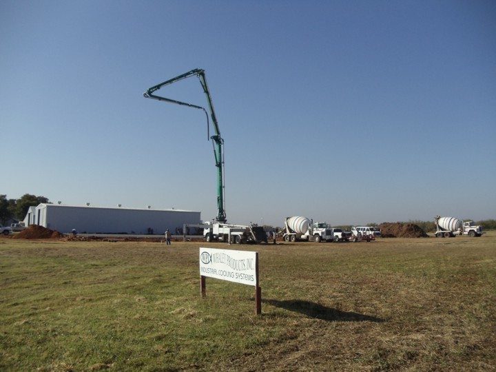 Whaley Products, Inc. Manufacturing Expansion