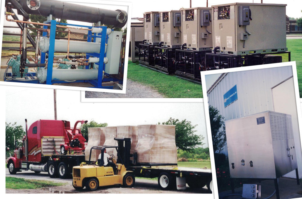 Whaley Products, Inc. Chiller Manufacturer