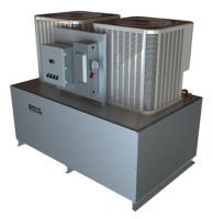 Packaged Rack Style Air-cooled Chillers