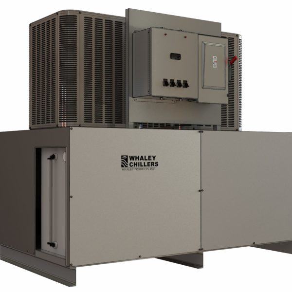 3 ton chiller multiple condensers