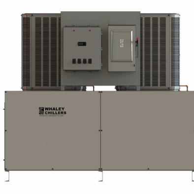 3 ton chiller multiple condensers front