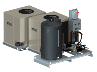 Modular Split Air-cooled Chillers