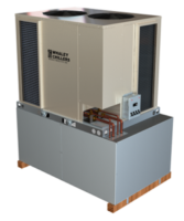 Packaged air-cooled chillers
