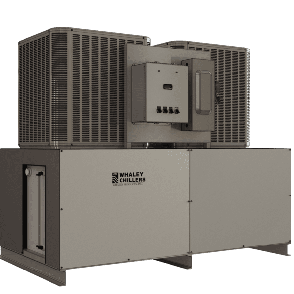 10 ton Dual Circuit Rack-Style Packaged Chiller