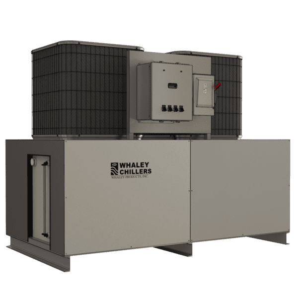 6 ton Dual Circuit Rack-Style Air-Cooled Chiller