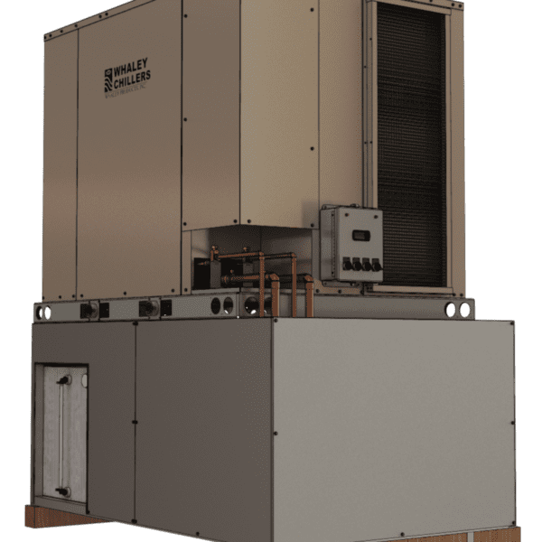 10 ton Dual Circuit Packaged Air-cooled Chiller