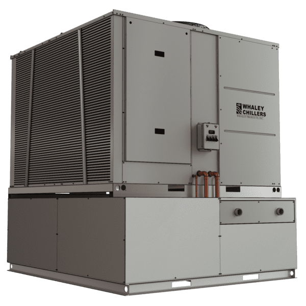 50 ton air-cooled Packaged Chiller Dual Circuit