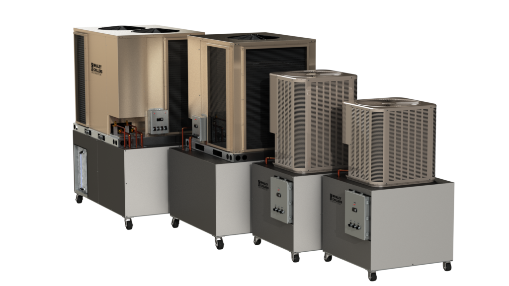 Portable Air-cooled Chillers