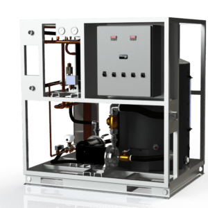 Water-cooled chiller 2 ton