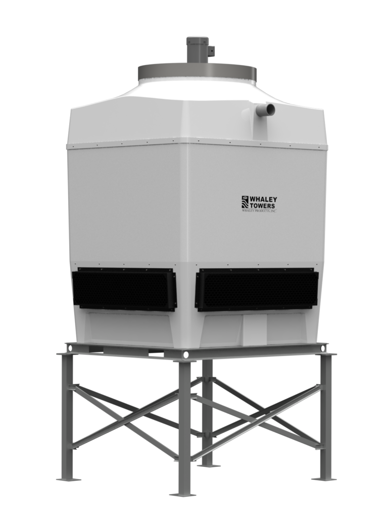 Elevated Single Skid Cooling Tower