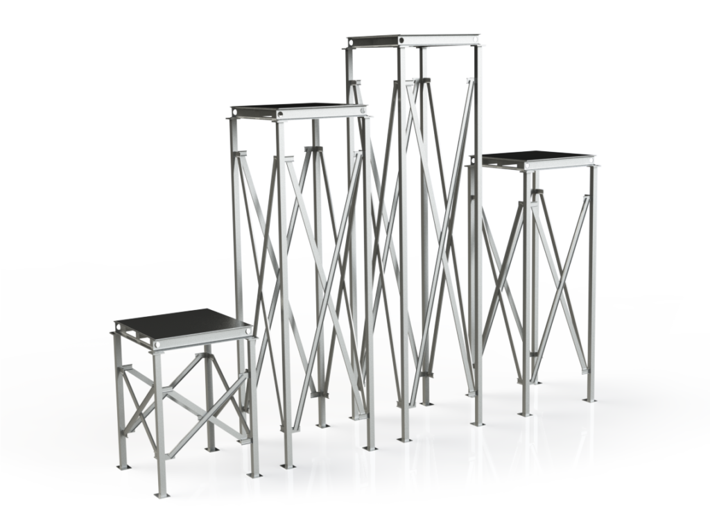 Optional Heights Cooling Tower 02