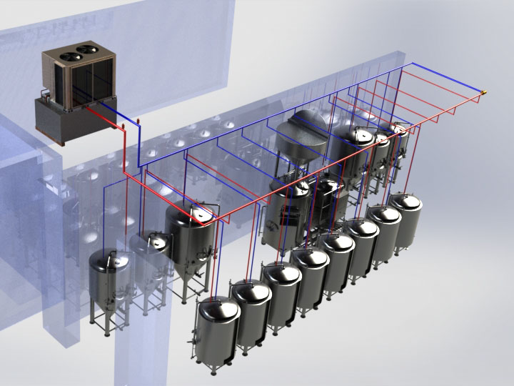 System Piping Design
