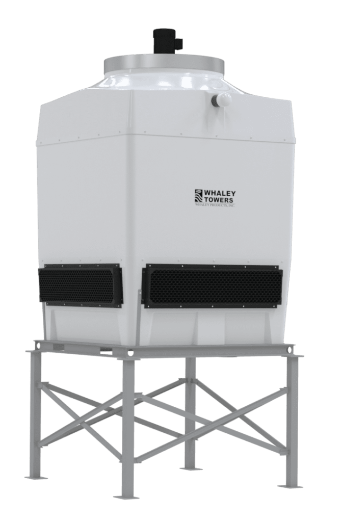 Elevated Cooling Tower 02