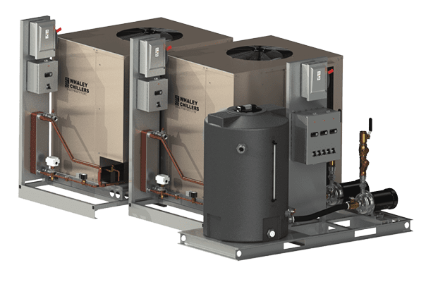 Split Modular Air-cooled Chillers