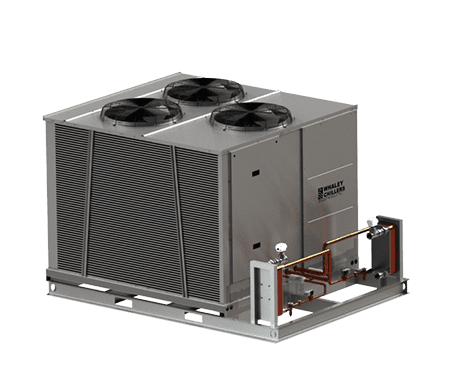 Modular Air-cooled Chiller