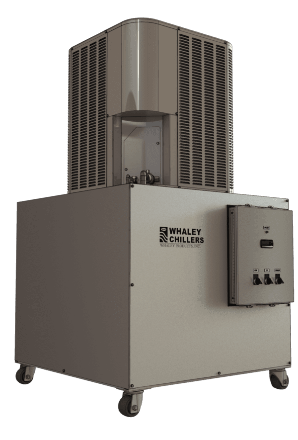 1.5 ton Portable Air-cooled chiller