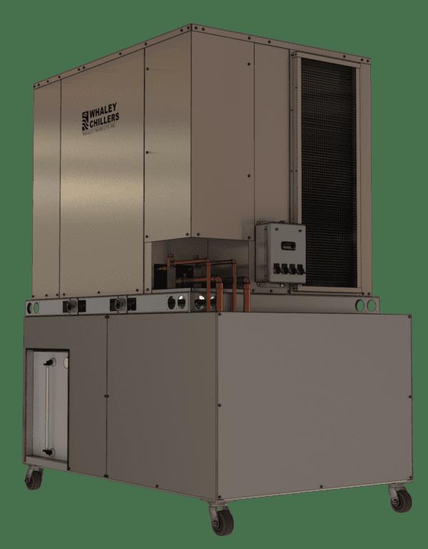 10 ton Dual Circuit Portable Chiller