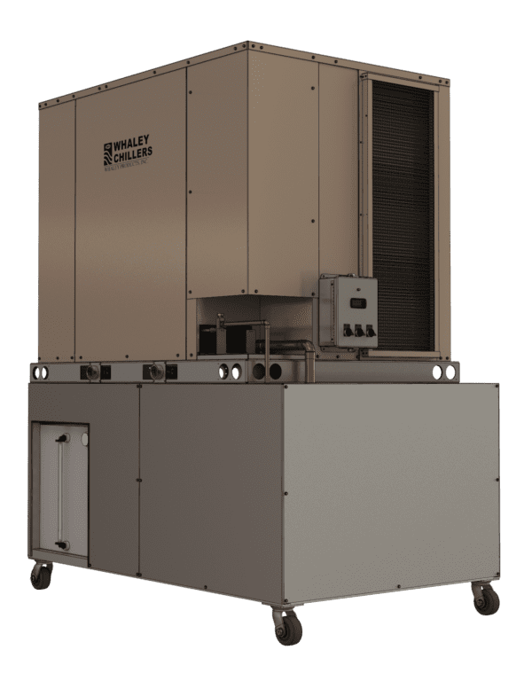 10 ton Dual Stage Portable Chiller