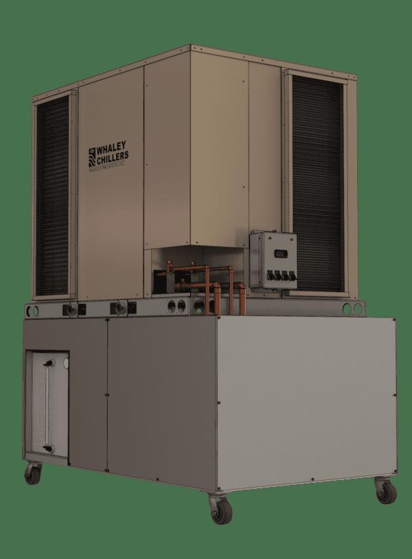 12.5 ton Dual Circuit Portable Chiller