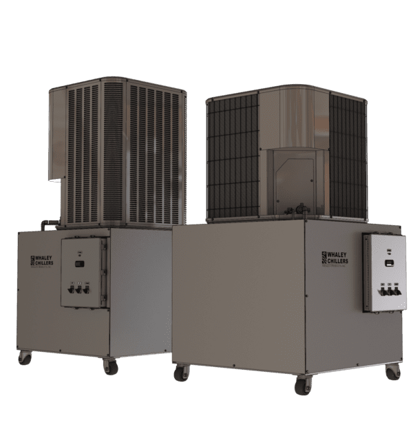 3 ton Portable Air-Cooled Chiller