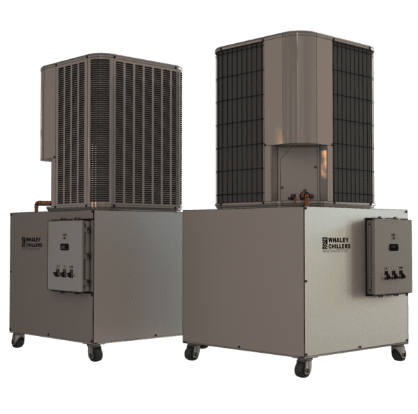4 ton Portable Air-Cooled Chiller