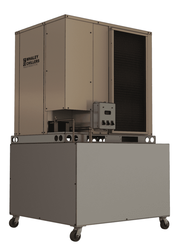 7.5 ton Portable Air-Cooled Chiller