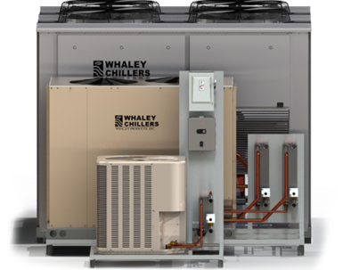 Air Cooled Modular Chillers