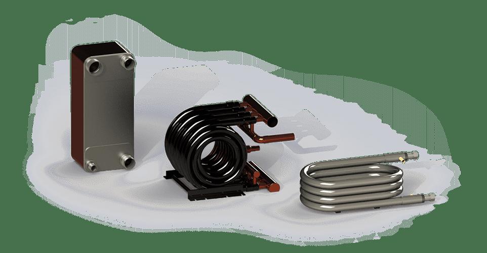 Auxiliary Equipment Evaporators