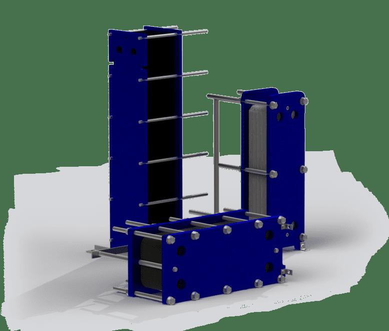 Auxiliary Equipment Heat Exchangers