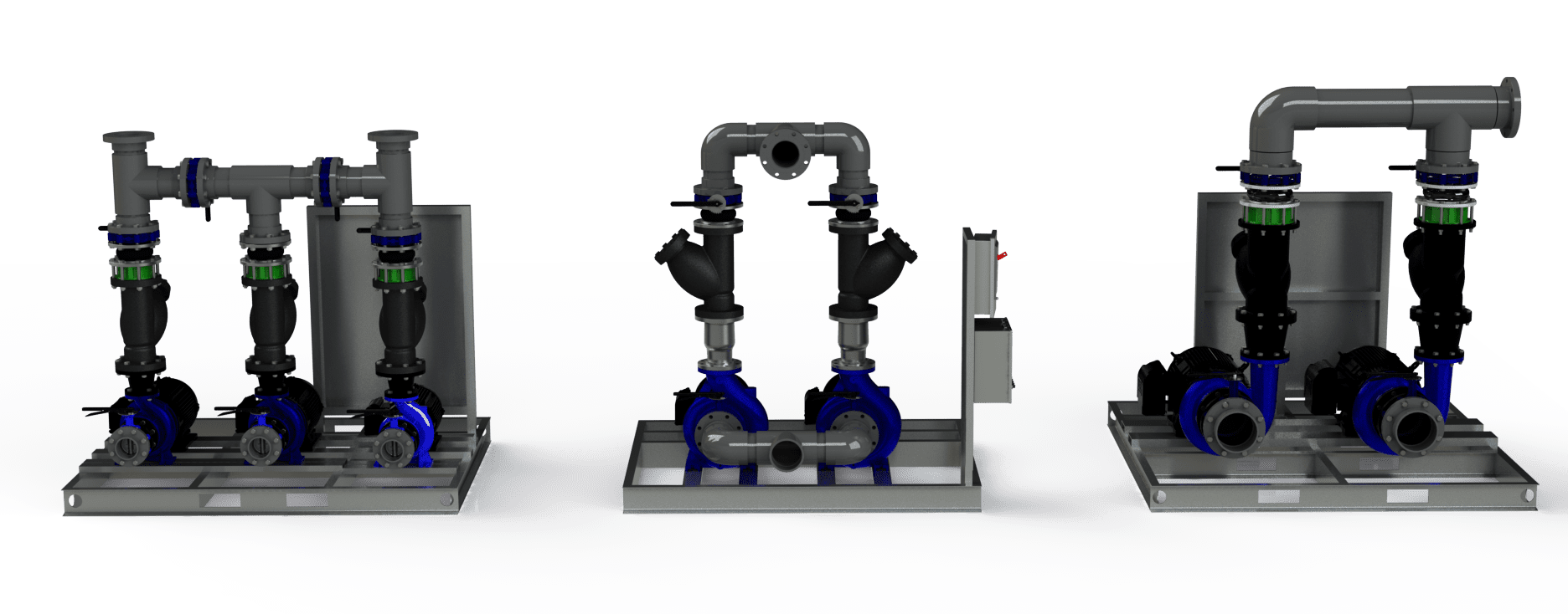 Pump Skid Systems