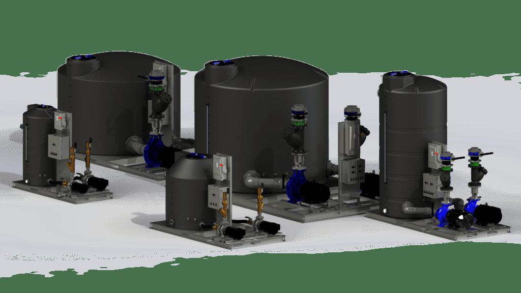 Pump Tank System