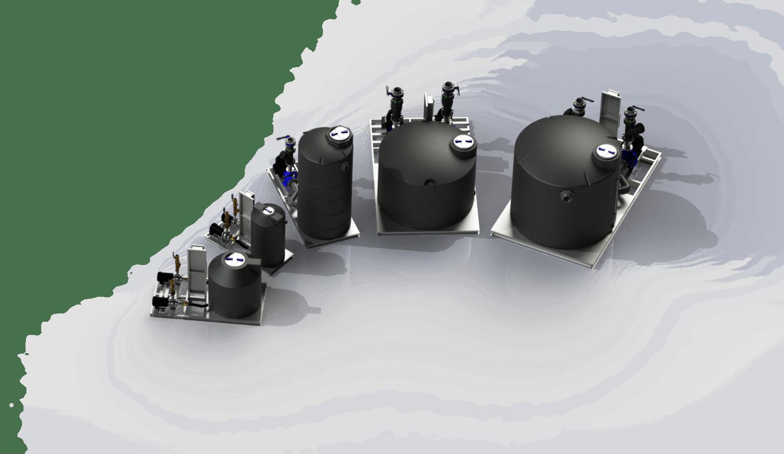 Pump Tank Systems